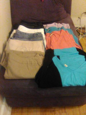 Women's Clothes Size 24 and 26 for Sale in E FAYETTEVLLE, NC