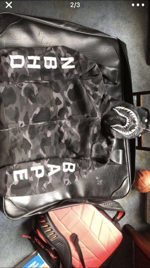 BAPE NBHD Camo Shark Hoodie for Sale in Silver Spring, MD