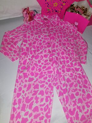 💗💕 girl pajamas size 6X 💗💕 for Sale in Portland, OR
