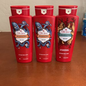 3 Old Spice Body Washes for Sale in Goodyear, AZ