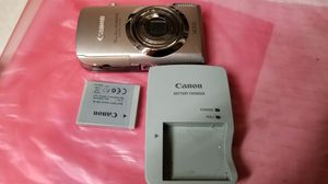Canon 14.1MP PowerShot ELPH SD3500 IS HD 5x Zoom Touchscreen Digital Camera for Sale in Chino Hills, CA