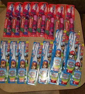 Kids battery operated toothbrush for Sale in North Las Vegas, NV