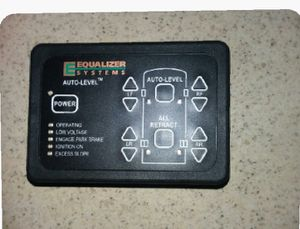 Equalizer systems auto-level keypad #3012 for Sale in Milton, FL