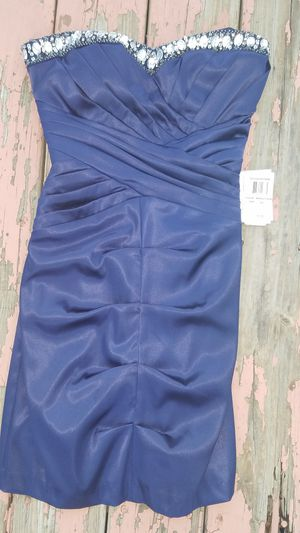 Size 5/6 Navy Blue Sophistication for Sale in Peoria, IL