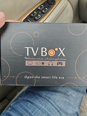 Android TV Box 4K for Sale in Riverside, CA