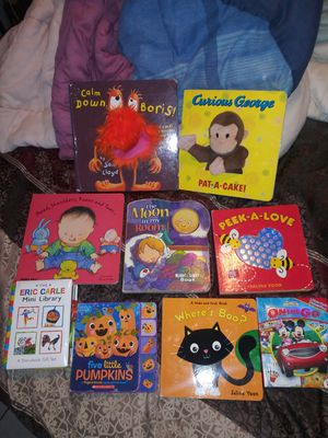 Toddler books -$10 All for Sale in El Paso, TX
