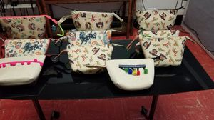 Beautiful Mexican hand made wrist purses. for Sale in Indianapolis, IN