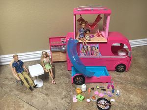 Barbie Pop up camper for Sale in Burleson, TX