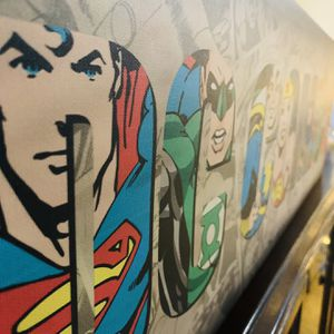 Comics Canvas for Sale in Port St. Lucie, FL