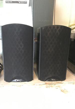 2 Klipsch Synergy B-20 Black Speakers for Sale in Sammamish, WA