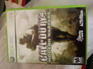 Call of duty world at war Xbox 360 / games / disc / CD / DVD / action / TV / video / controller for Sale in Naples, FL