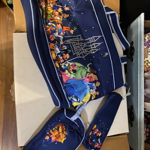 Wonderful world of disney tote bag and 2 small bags for Sale in Los Angeles, CA