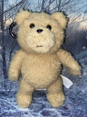 "Ted the movie key chain plush 7"" for Sale in Bellflower, CA"