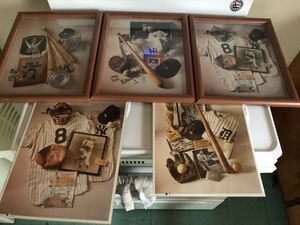 Baseball pictures for Sale in Lowell, OH