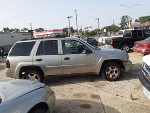 2002 Chevy trail blazer SUV for Sale in Dallas, TX