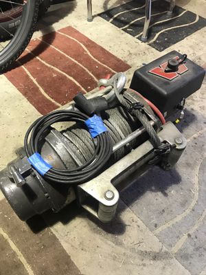 Warn Winch M12000 for Sale in San Mateo, CA