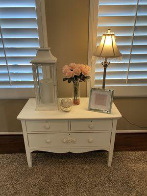 Vintage Soft White Dresser for Sale in Temecula, CA
