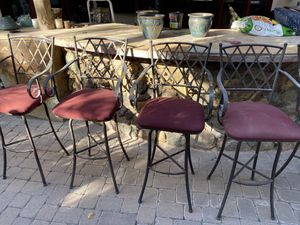 6 Outdoor Bar Stools for Sale in Phoenix, AZ