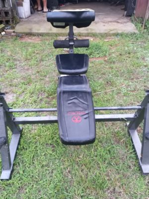 Weight bench for Sale in Charlotte, NC
