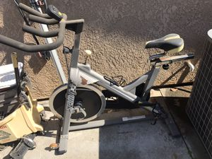 Spin bike working condition for Sale in Madera, CA