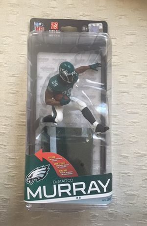 McFarlane Sports Series 36 NFL DEMARCO MURRAY PHILADELPHIA EAGLES Action Figure for Sale in Rose Valley, PA