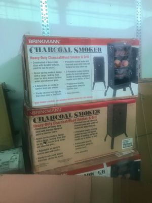 Brinkmann Charcoal/Wood Smokers for Sale in St. Louis, MO