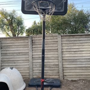 Free Basketball Hoop for Sale in Pico Rivera, CA
