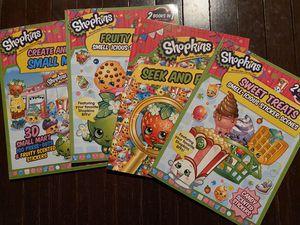 Shopkins activity books for Sale in Atlanta, GA