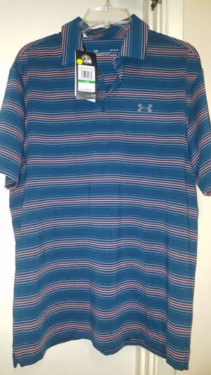 Under Armour Golf Polo. Size Large. for Sale in San Diego, CA