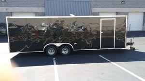 VNOSE ENCLOSED TRAILERS NEW 20FT 24FT 28FT 32FT RACE CAR TRUCK SLED BIKE ATV UTV SIDE BY SIDE MOTORCYCLE HAULER MOVING for Sale in Las Vegas, NV