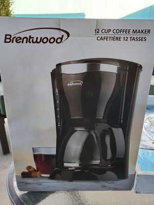 Brentwood Coffee Maker for Sale in Corona, CA