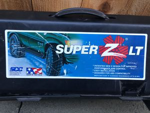 Security Chain Company ZT735 Super Z LT Light Truck and SUV Tire Traction Chain for Sale in Lynnwood, WA