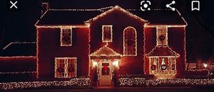 Christmas lighting for Sale in Lake Los Angeles, CA
