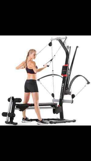 Bowflex PR1000 Home Gym with 25+ Exercises and 200 lbs. Power Rod Resistance - for Sale in Meadows Place, TX