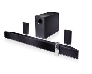 """VIZIO - 5.1-Channel Soundbar System with 6"""" Wireless Subwoofer and Digital Amplifier - Black for Sale in Houston, TX"""