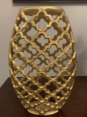 Metal decorative Base gold color for Sale in Boca Raton, FL