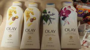 Olay body wash ( 22 FL oz ) for Sale in Philadelphia, PA