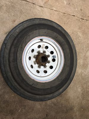 Trailer tire for Sale in Round Rock, TX
