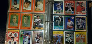 Collectable Basebal Cards for Sale in Houston, TX