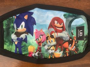 Sonic Face Mask for Sale in South Gate, CA