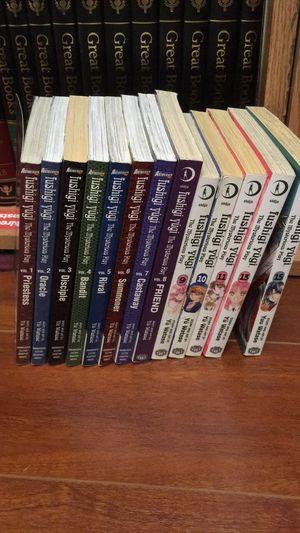 Fushigi yugi manga 1-11 and 13 15 for Sale in San Antonio, TX