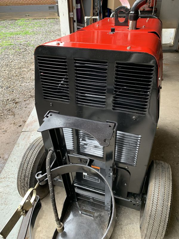 Lincoln Ranger 250 LPG Welder/Generator