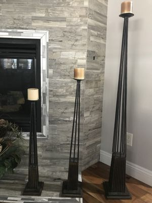 Candle holders for Sale in Eastvale, CA