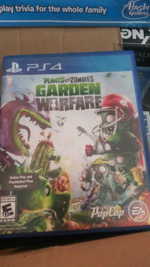 PS4 Game for Sale in Aliso Viejo, CA