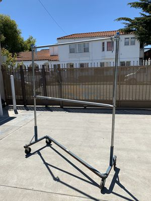 Heavy Duty 2-Tier Clothes Rack for Sale in Richmond, CA
