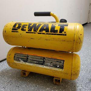 Dewalt Jobsite Compressor for Sale in Overland Park, KS