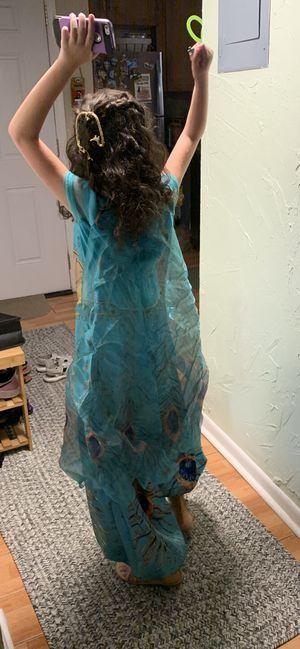 Princess jasmine Aladdin costume sz M for Sale in Tampa, FL