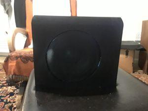 Klipsch A legend in Sound Subwoofer for Sale in FAIR OAKS, TX