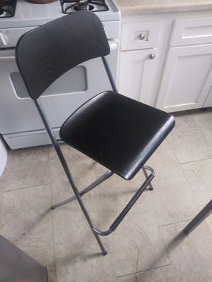 "Foldable Bar Stool, Ikea ""Franklin"" 501.992.15 for Sale in Los Angeles, CA"