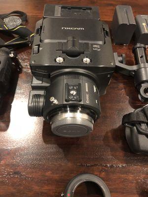 Sony FS100, Nikon D700. Rokinon Cine Lenses, RODE Mic etc for Sale in Houston, TX